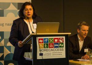 HORECACCESS Multiplier Event: Prof. Snezhana Ilieva - Sofia University