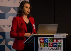 HORECACCESS Multiplier Event: Marina Lukic - Belgrade Open School