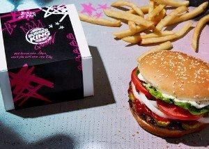 Valentijnsactie Burger King - Burger Quinn