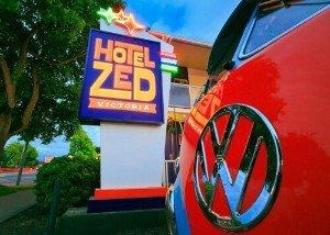 Valentijnsactie Hotel Zed